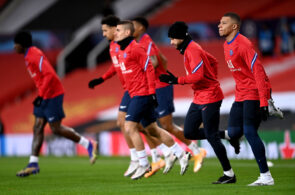 Neymar, Kylian Mbappe, PSG
