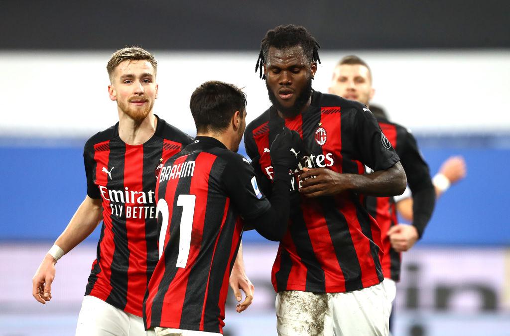 Sampdoria 1-2 AC Milan - Player Ratings