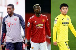 Sunday's transfer rumors - Juventus plot a January move for Pogba