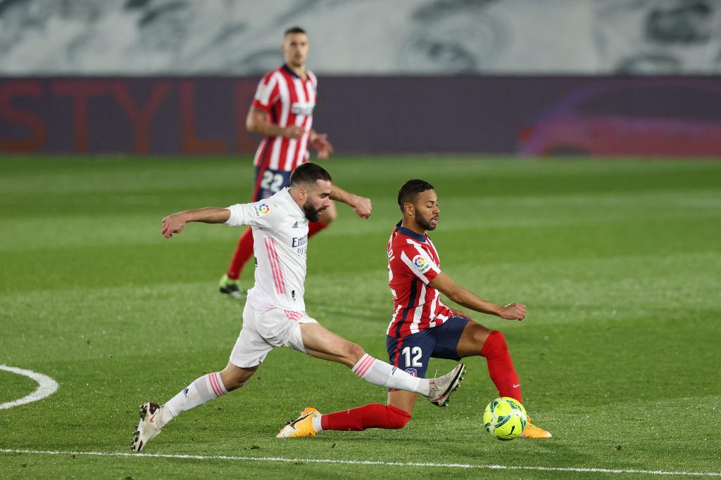 Real Madrid 2 0 Atletico Madrid La Liga Player Ratings