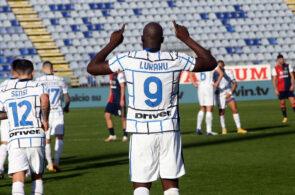 Cagliari 1-3 Inter Milan: Serie A Player Ratings