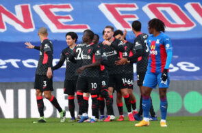 Crystal Palace 0-7 Liverpool: Premier League Player Ratings