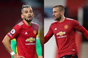 Alex Telles & Luke Shaw - Manchester United