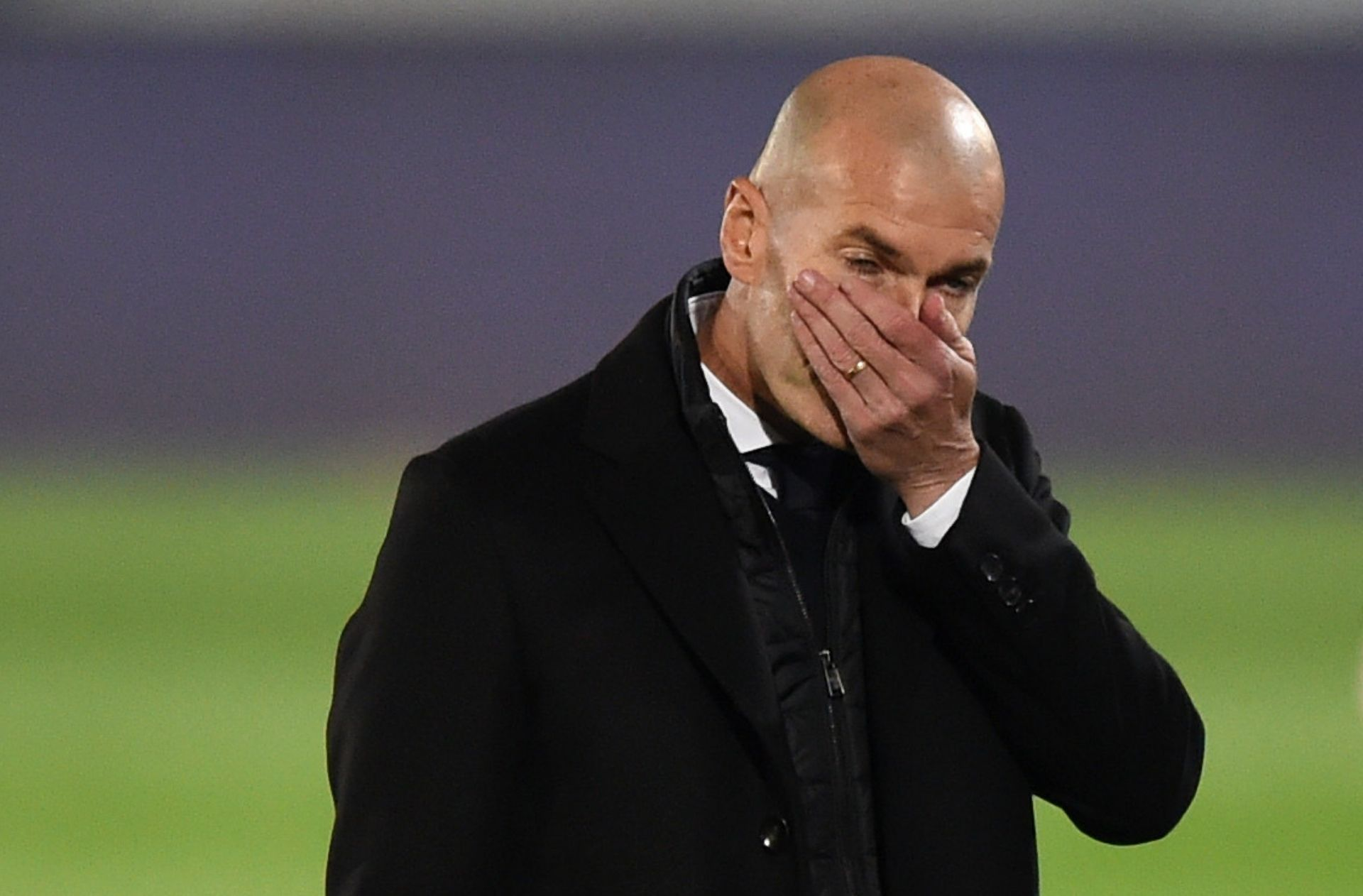 Zidane accepts blame for Real Madrid's shock Copa del Rey exit