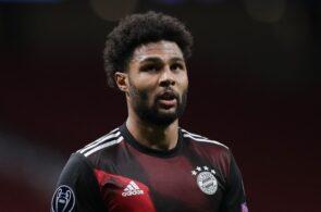 Serge Gnabry - Bayern Munich