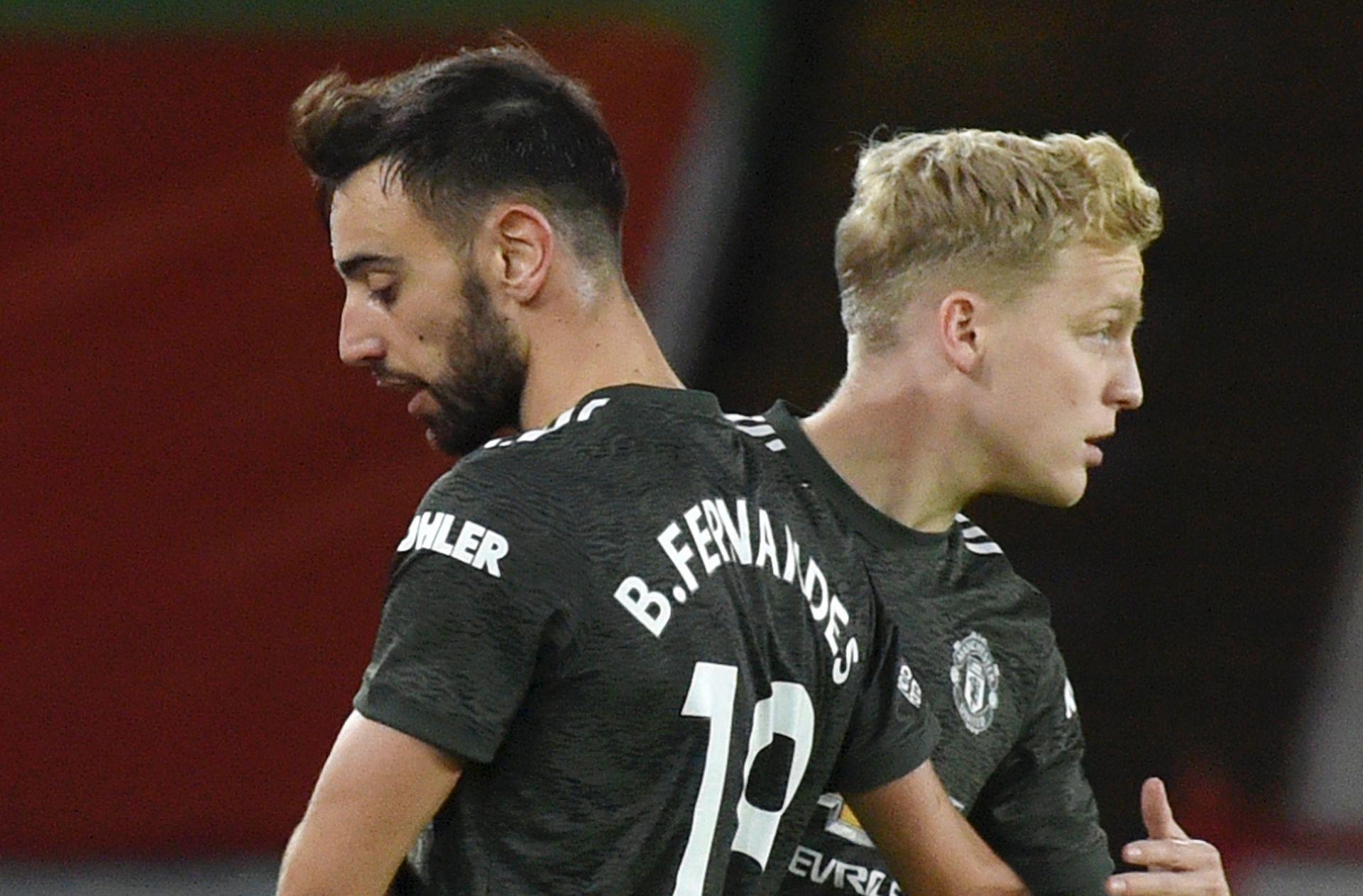Bruno Fernandes & Donny van de Beek - Manchester United