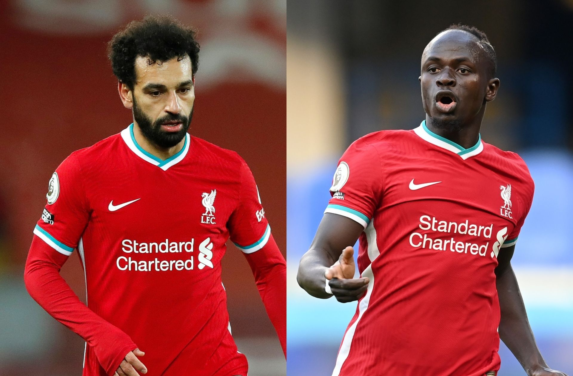 Mohamed Salah & Sadio Mane - Liverpool
