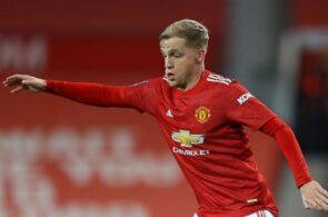 Donny van de Beek - Manchester United