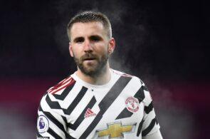 Luke Shaw - Manchester United