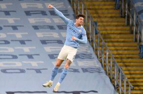 John Stones - Manchester City vs Crystal Palace