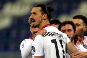 Zlatan Ibrahimovic - Cagliari vs AC Milan