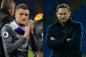 Jamie Vardy, Frank Lampard, Chelsea