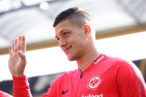 Luka Jovic - Eintracht Frankfurt
