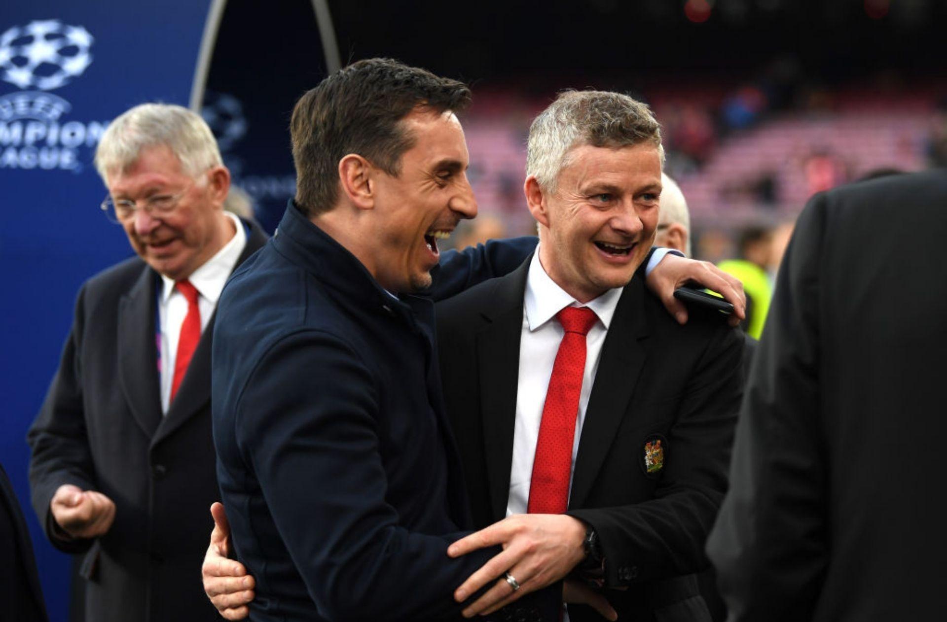Manchester United, Gary Neville, Ole Gunnar Solskjaer