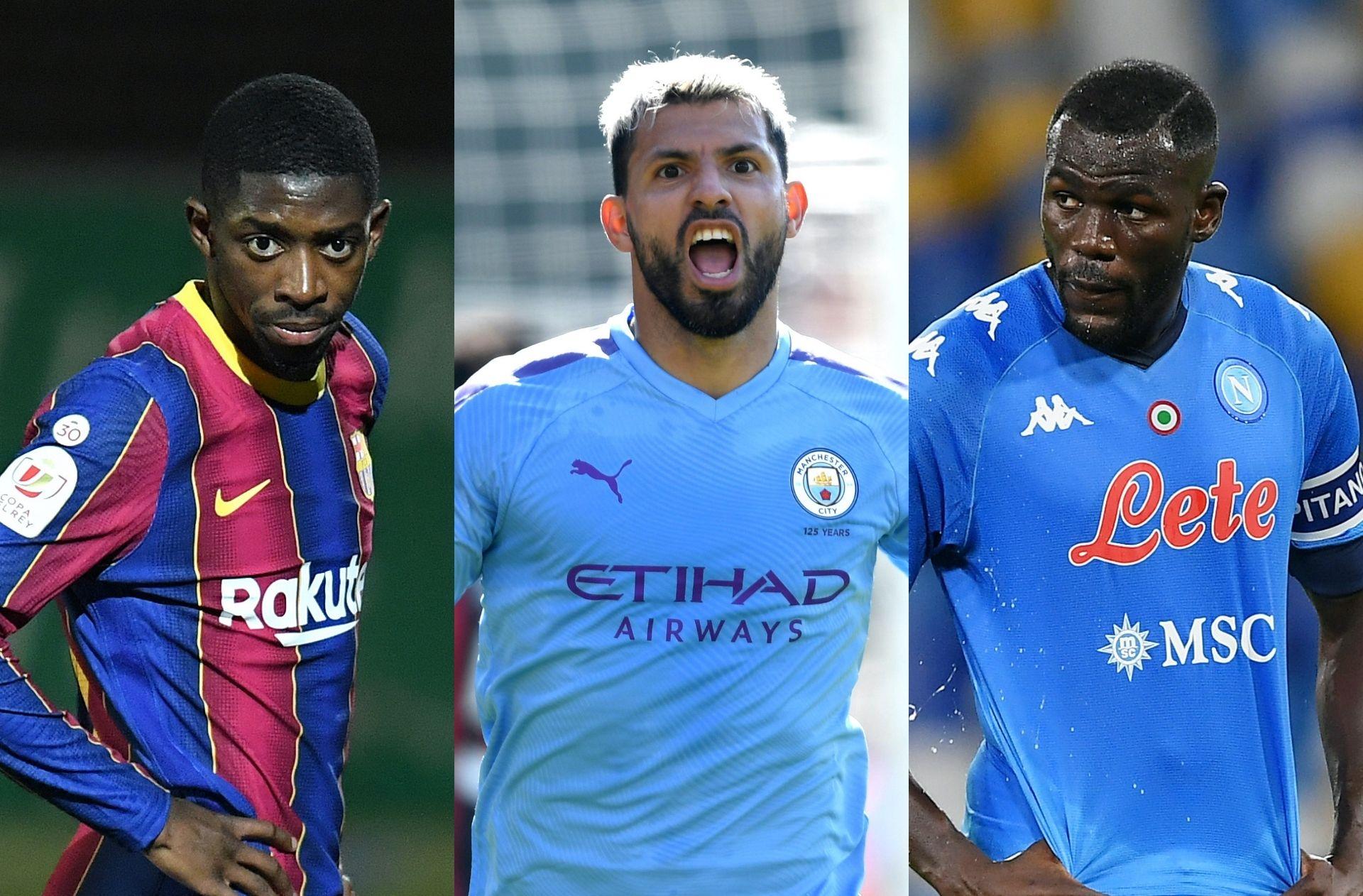 Sunday's transfer rumors - Barcelona name 2 new transfer targets