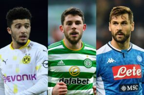 Saturday's transfer rumors - Arsenal's latest midfield target revealed