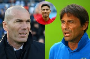 Real Madrid, Inter Milan, Achraf Hakimi