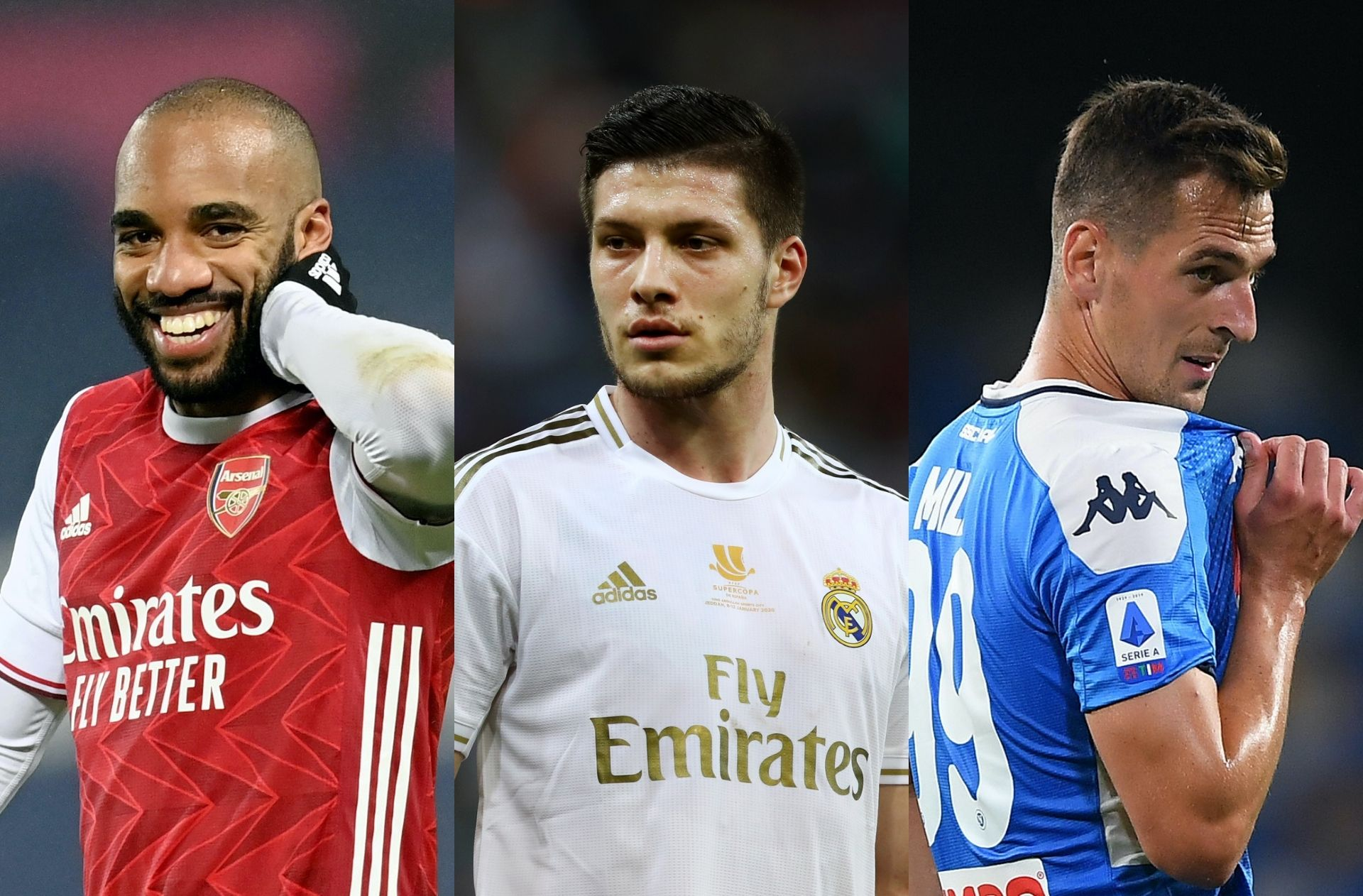 Saturday's transfer rumors - Real Madrid find a Jovic replacement