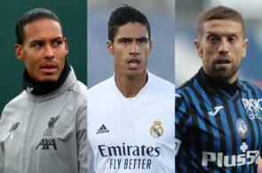 Saturday's transfer rumors - Varane decides his Real Madrid future
