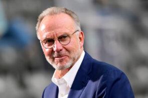 Karl-Heinz Rummenigge - Bayern Munich