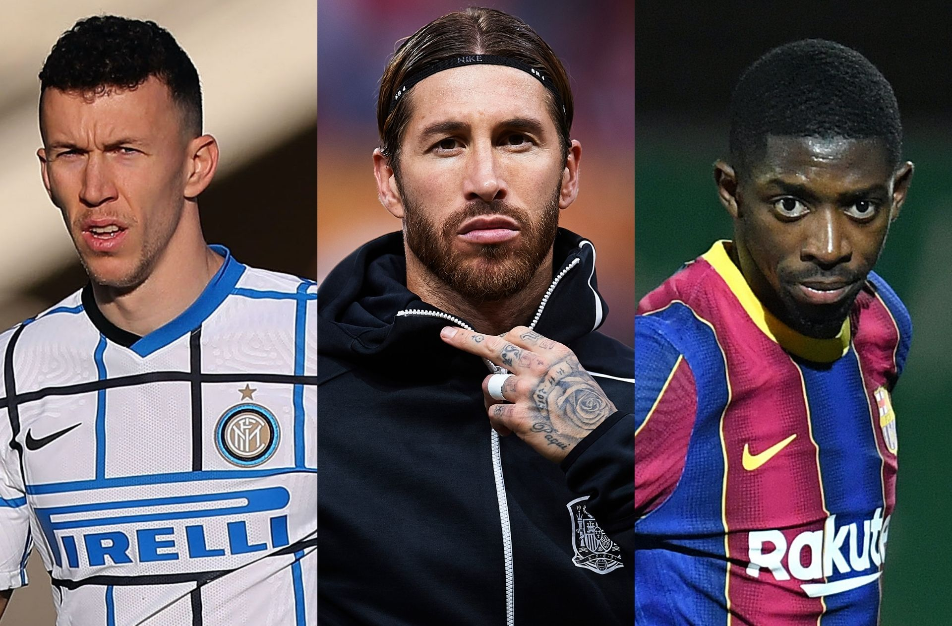 Sunday's transfer rumors - Ramos' preferred new club revealed