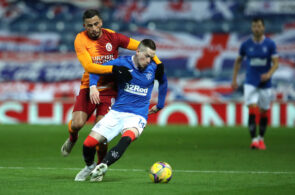 Rangers v Galatasaray: UEFA Europa League Play-Off