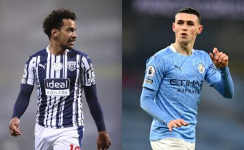 West Brom vs Manchester City: Preview, Betting Tips, Stats & Prediction