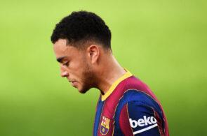 Sergino Dest, FC Barcelona