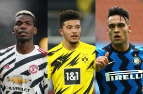 Sunday's transfer rumors - Dortmund name a Sancho replacement