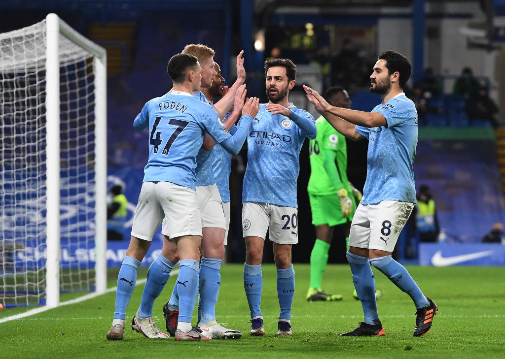 Chelsea vs Manchester City - Premier League