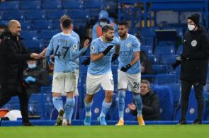 Manchester City, Sergio Aguero