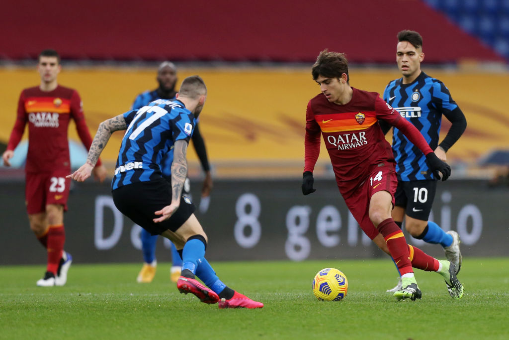 AS Roma 2-2 Inter Milan: Serie A Player Ratings