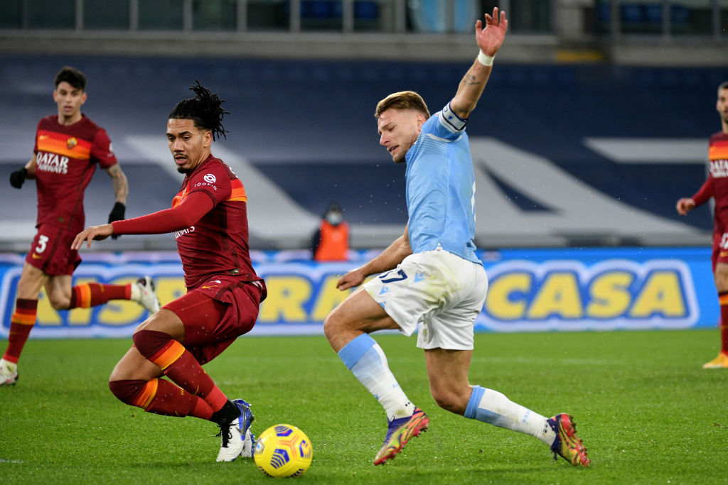SS Lazio 3-0 AS Roma – Serie A Player Ratings