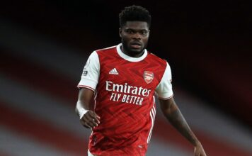 Thomas Partey, Arsenal