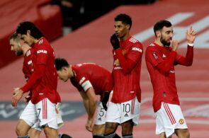 Manchester United vs Liverpool - FA Cup 4th Round