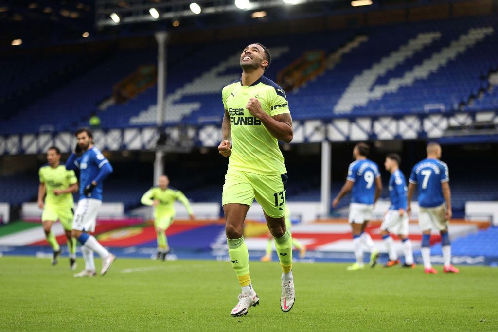 Everton vs Newcastle United: Premier League Player ratings