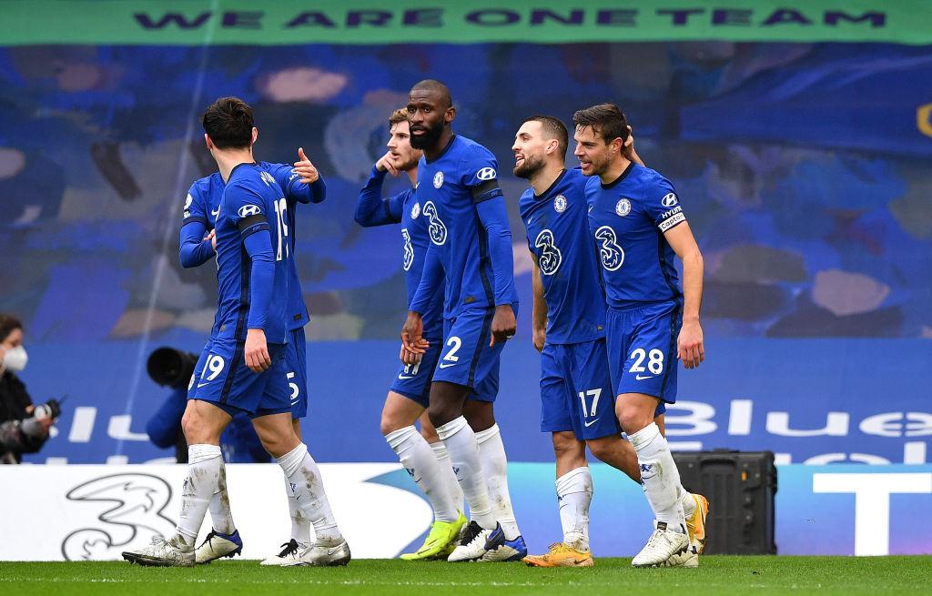 Chelsea 2-0 Burnley: Premier League Player Ratings