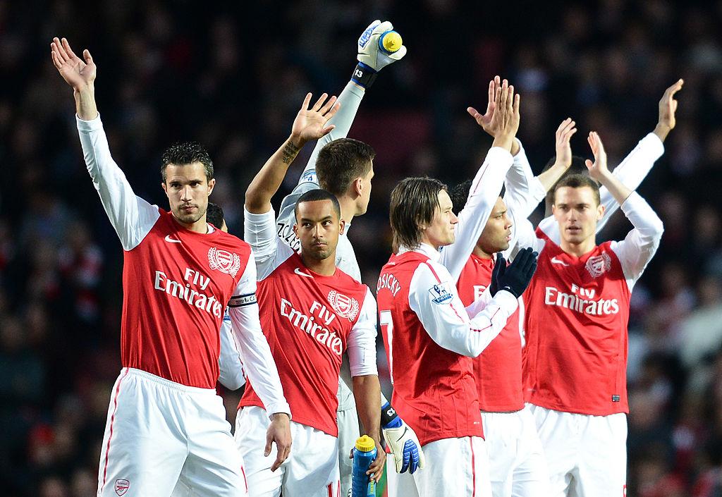 Theo Walcott, Arsenal