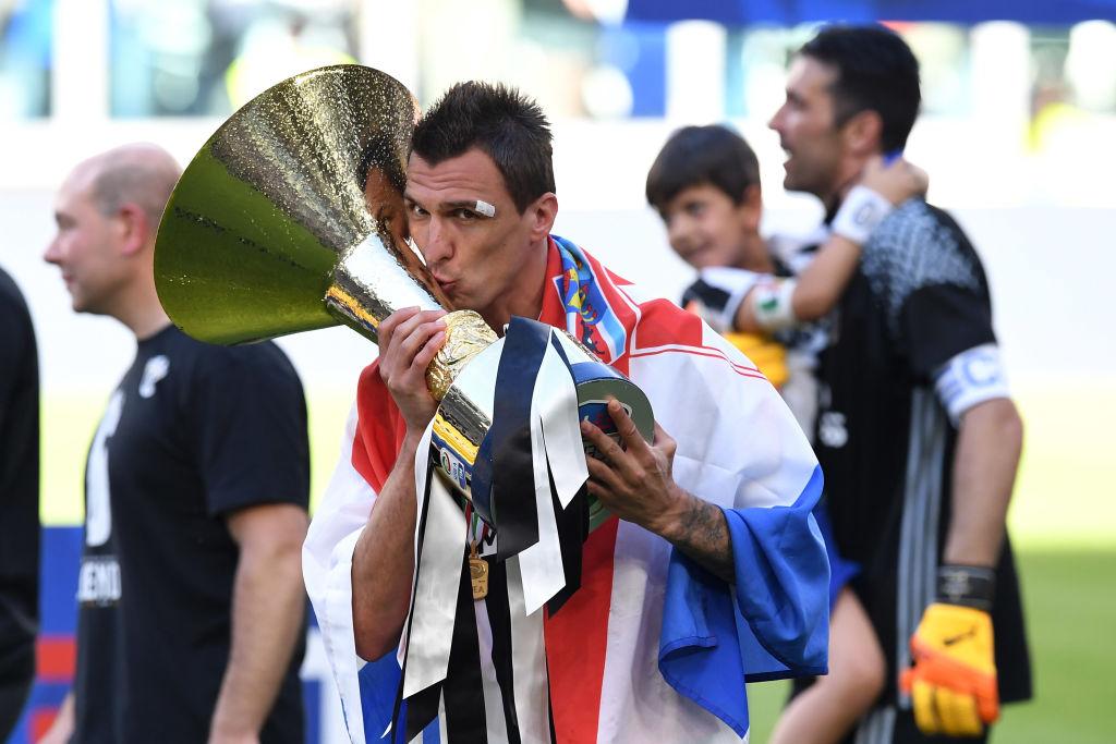 Mario Mandzukic, AC Milan