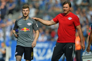Timo Werner, Ralph Hasenhuttl