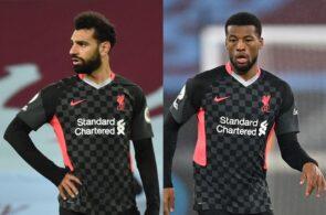 Mohamed Salah, Gini Wijnaldum - Liverpool