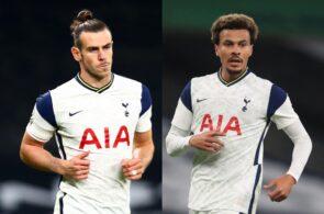 Gareth Bale, Dele Alli - Tottenham