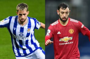 Real Sociedad vs Manchester United: Europa League