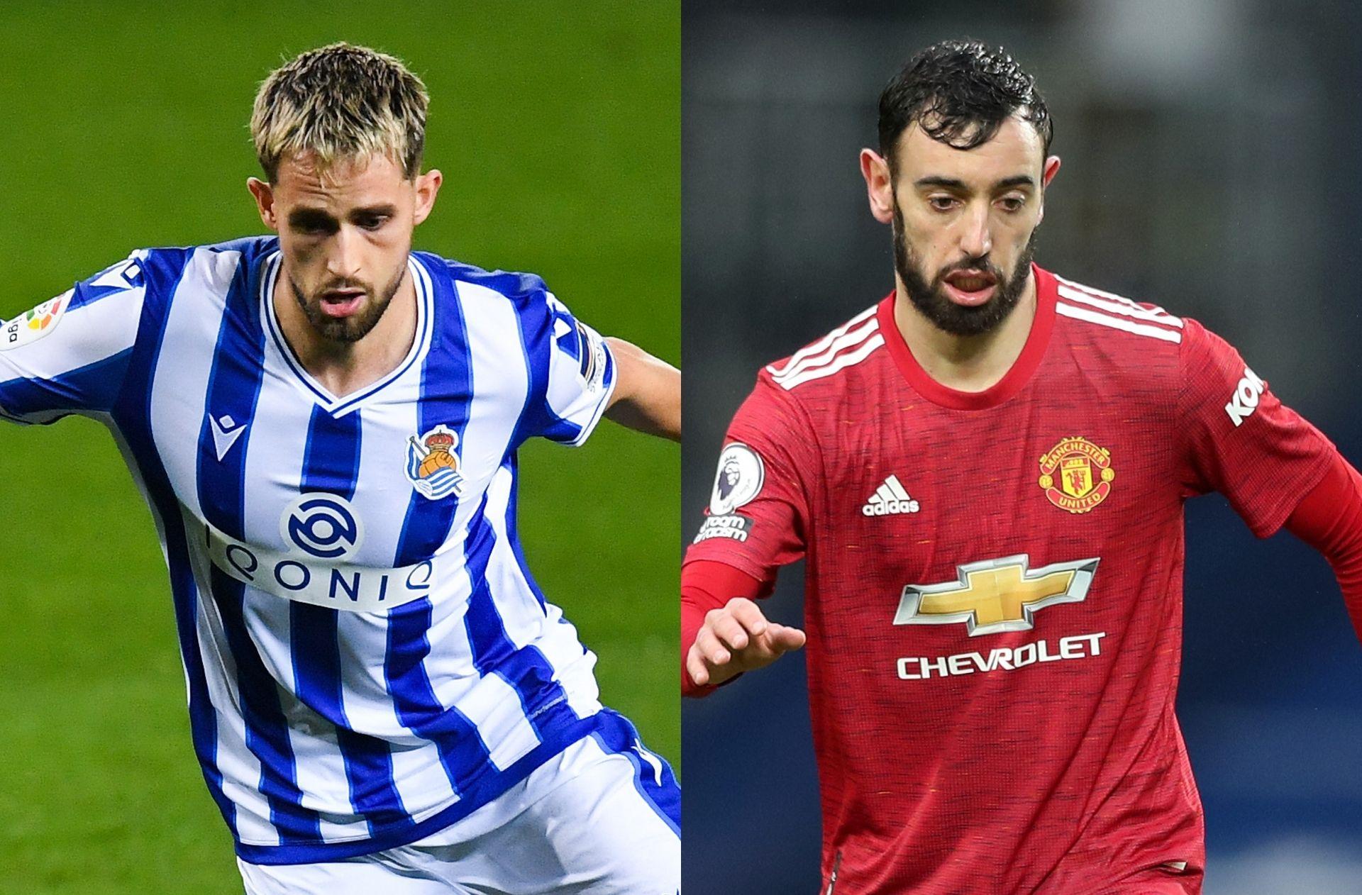 Real Sociedad vs Manchester United: Europa League