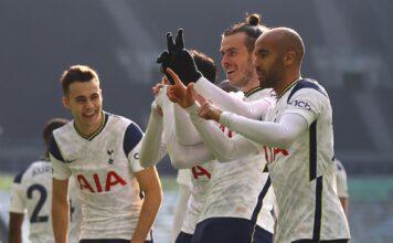 Tottenham vs Burnley - Premier League