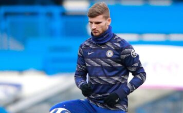Timo Werner - Chelsea