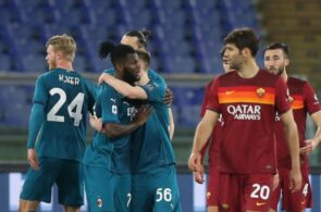 AS Roma vs AC Milan: Serie A