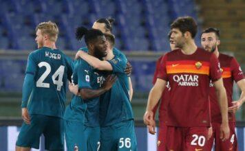 AS Roma vs AC Milan: Serie A