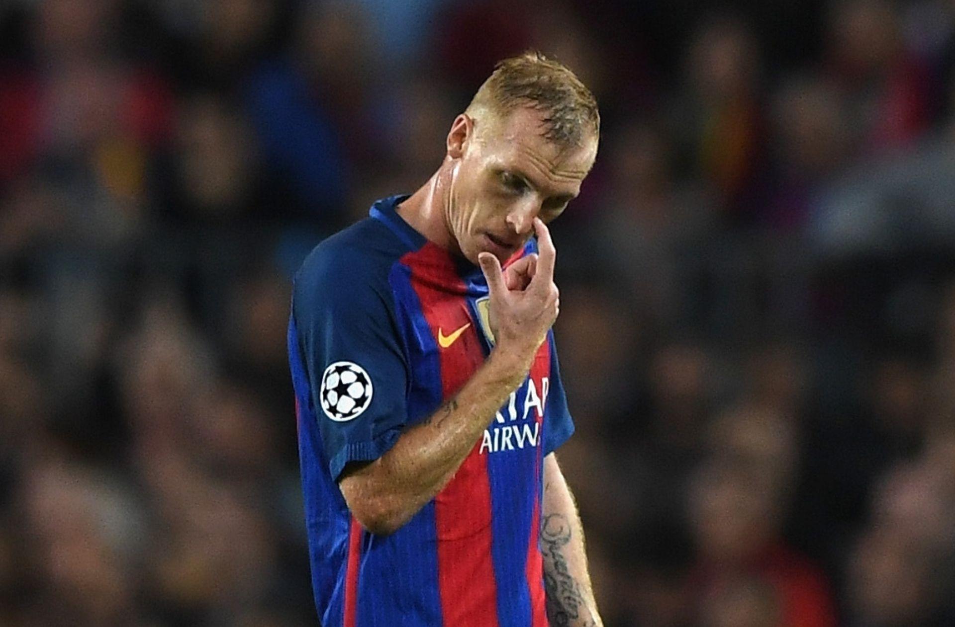 Jeremy Mathieu - FC Barcelona