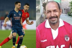 Arsenal vs Benfica and Isaias
